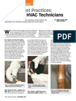 Technician Tips Brazing