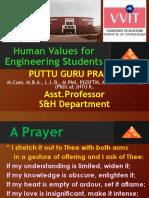 Human Values Vvit