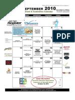 August 2010 E-sheets