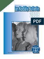 Australian Kodaly Bulletin 2008 LR