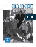 Australian Kodaly Bulletin 2007 Lowres