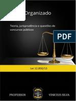 E Book Vinicius Silva - Crime Organizado
