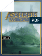 Lost Wonders - Rulebook v3.10-Fan-expansion