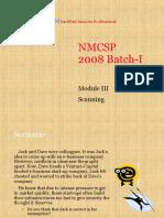 Hacking  Module 03