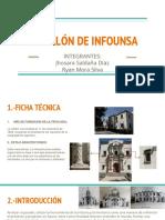 Pabellón de Infounsa