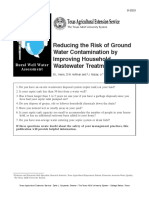 PUB_water_Reducing the Risk of Water Contamination - Household Wastewater Trmt