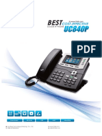 UC840 Brochure