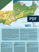 Plano actualizado del Parque Regional de Calblanque (pdf de 2.03Mb)