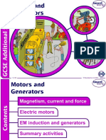 Motors and Generators