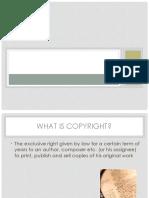 IPR Copyrights