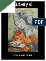 Khayyam, Omar - Rubaiyat.pdf
