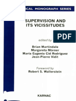 Brian Martindale Supervision & Its Vicissitudes