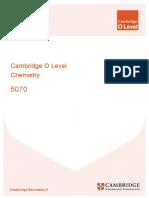 Learner Guide for Chemistry