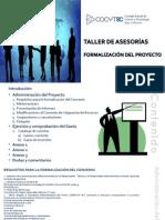 Taller Asesorias - FOMIX 2010