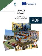 Infopack IMPACT  Lastours France