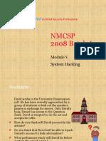 Hacking  Module 05