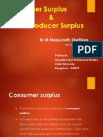 ECONOMICS - Consumer surplus & Producer surplus.pptx