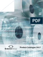 Erdemir Product Catalogue 2017