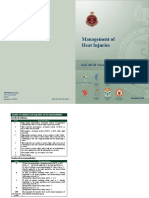 Cpg_Management of Heat Injuries