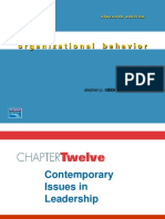 Contemporary Issues in Leadership - Copy