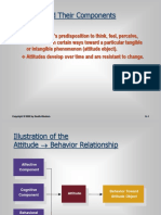 Attitudes and Their Components - Copy