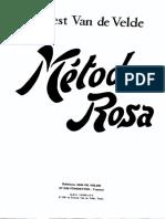 Metodo Rosa