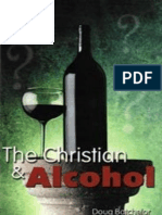 Christian and Alcohol, The - Doug Batchelor.epub