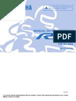 Manual Proprietario YAMAHA-YZF-R3 ABS