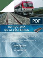 Estructura de via Ferrea