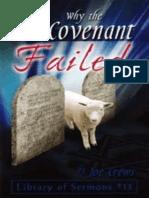 Why the Old Covenant Failed - Joe Crews