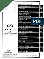 1999 INFINITI G20 Service Repair Manual.pdf