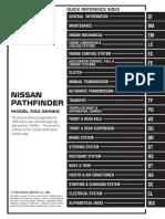 p1212 nissan pathfinder 2006