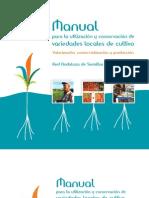 Manual per a la utilització i conservació de varietats locals de cultiu