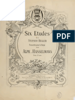 Alph. Hasselmans - Six Études