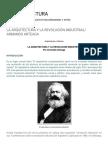 Laarquitectura_ La Arquitectura y La Revoluciòn Industrial_ Armando Arteaga