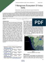 Degradation of Mangroves Ecosystem of Indus Delta