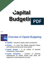 Capital Budget Report-FINAL