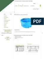 Bebederos Para Ganado _ Rotomoldeo en Colombia Tanques Plasticos en Colombia Rotoplast