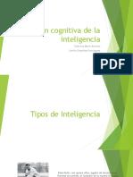 Vision Cognitiva de La Inteligencia