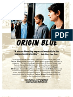 Origin Blue Press Kit