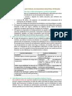 Cuestionario Del 2do Parcial de Seguridad Industrial Petrolera(1)