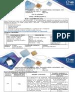 Guía de Actividades y Rúbrica de Evaluación - Problema 2 - Fase 2