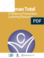 Human Total -A Violence Prevention Learning Resource