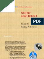 hacking Module 11