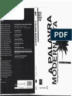 A palavra modernista.pdf