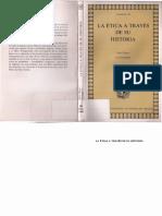 Platts, Mark (Comp.). La Ética a Través de Su Historia. UNAM. 1988