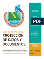 Manual Proteccion de Datos y Documentos