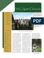 Colgate Classicist 2009