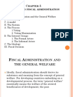 Public finance by briones