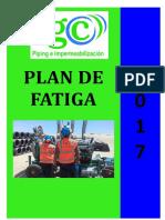 4. Plan de Fatiga y Somnolencia Igc Srl